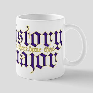 History Major Mug