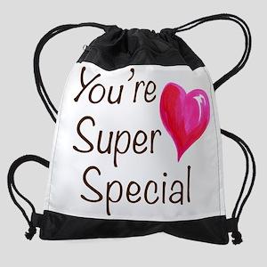 Youre Super Special Drawstring Bag
