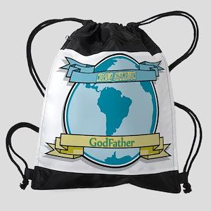 2-godfather Drawstring Bag