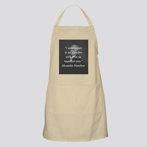 Hamilton - Perfect Work Light Apron