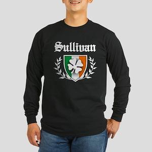 Sullivan Shamrock Crest Long Sleeve T-Shirt