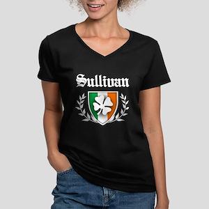 Sullivan Shamrock Crest T-Shirt