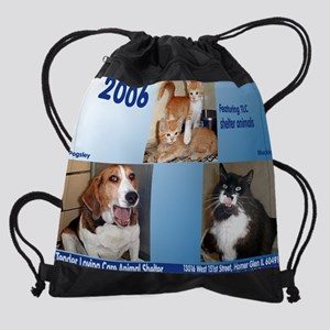 2006front copy Drawstring Bag