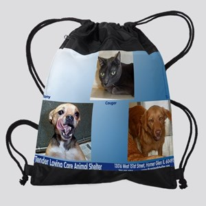 january copy Drawstring Bag