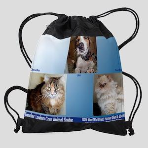 june copy Drawstring Bag