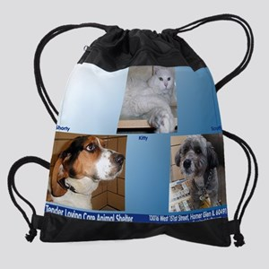 march copy Drawstring Bag