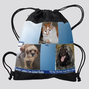 november copy Drawstring Bag