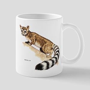 Ringtail Wild Cat Mug