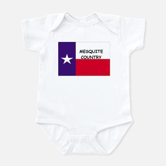Mesquite Country Infant Bodysuit