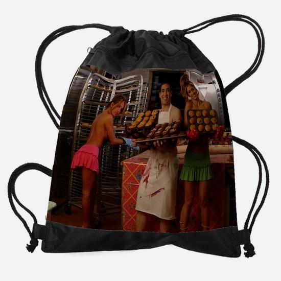 calendardec.png Drawstring Bag