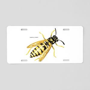 Sandhills Hornet Insect Aluminum License Plate
