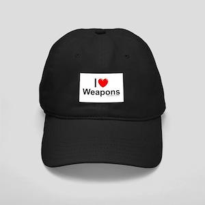 Weapons Black Cap