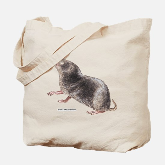 Short-Tailed Shrew Tote Bag