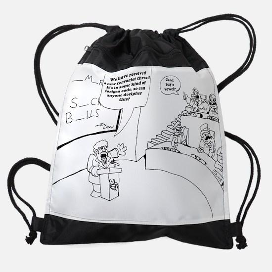 United Numbskulls Drawstring Bag
