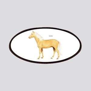 Palomino Horse Patches