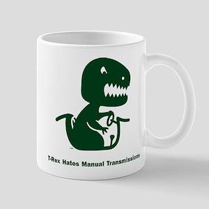 T-Rex Hates Mug