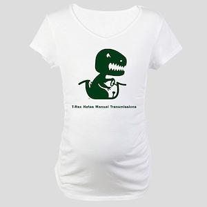 T-Rex Hates Maternity T-Shirt