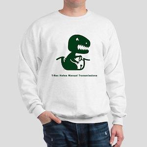 T-Rex Hates Sweatshirt