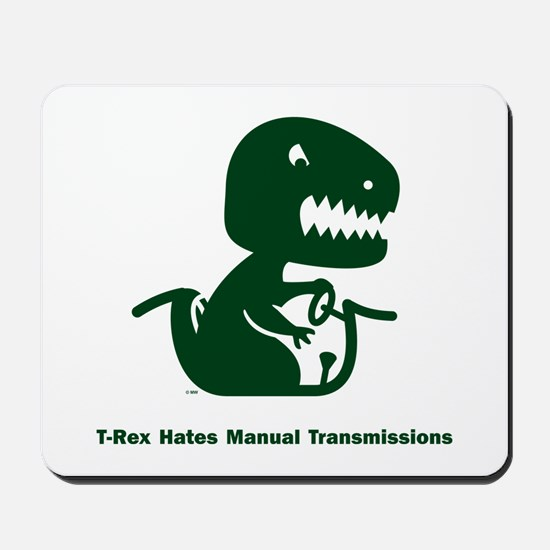 T-Rex Hates Mousepad