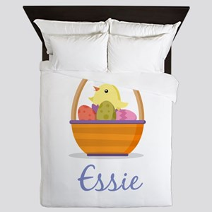 Easter Basket Essie Queen Duvet