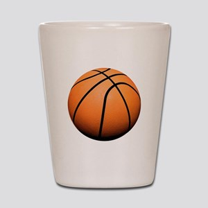 Basketball Shot Glass