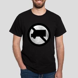 No Trucks Dark T-Shirt