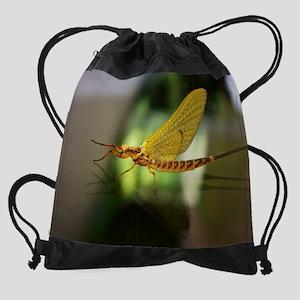 Mayfly Drawstring Bag