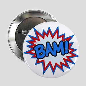 """Hero Bam Bursts 2.25"""" Button"""