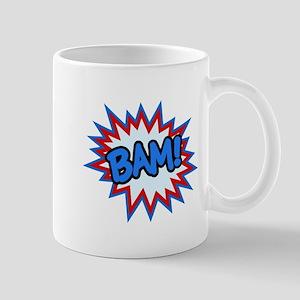 Hero Bam Bursts Mug