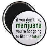 Marijuana Is Part Of The Future Magnet