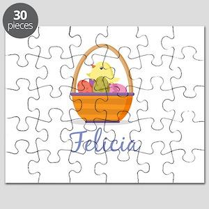 Easter Basket Felicia Puzzle