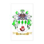 Bernet Sticker (Rectangle)