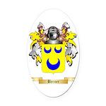 Berner Oval Car Magnet
