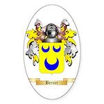 Berner Sticker (Oval)