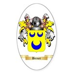 Berner Sticker (Oval 10 pk)