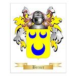 Berner Small Poster