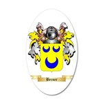 Berner 35x21 Oval Wall Decal