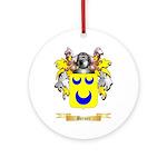 Berner Ornament (Round)
