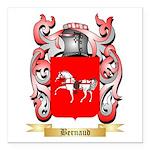 Bernaud Square Car Magnet 3