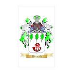 Bernath Sticker (Rectangle 10 pk)
