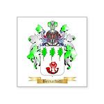 Bernardotti Square Sticker 3