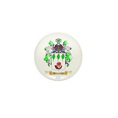 Bernardot Mini Button (100 pack)