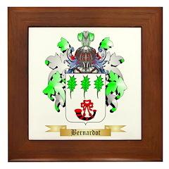 Bernardot Framed Tile
