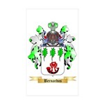 Bernardos Sticker (Rectangle 50 pk)