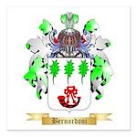 Bernardoni Square Car Magnet 3