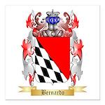 Bernardo Square Car Magnet 3
