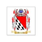 Bernardo Square Sticker 3
