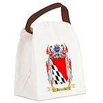 Bernardo Canvas Lunch Bag