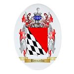 Bernardo Ornament (Oval)