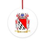 Bernardo Ornament (Round)